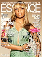 Essence June 2008 cover