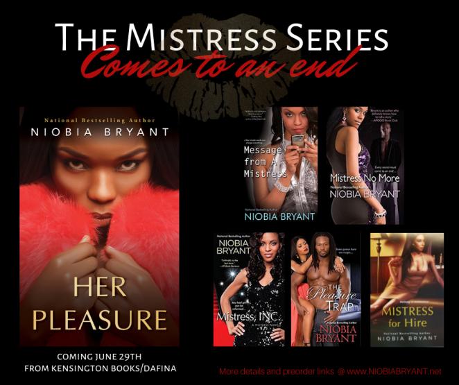 Mistress Series Ad